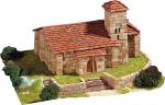 Церковь Santa Cecilia масштаб 1:150