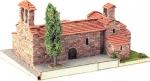 Церковь Святого Петра XII В масштаб 1:100