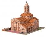 Церковь Святой Марии XII В масштаб 1:100