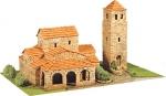 Церковь Святой Марии IX В масштаб 1:84