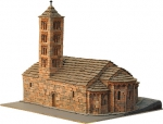Церковь Святой Марии масштаб 1:87