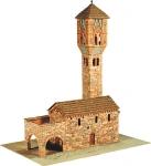 Церковь Святой Марии Магдалены XII В масштаб 1:63