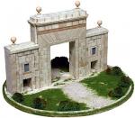 Ворота Carmen масштаб 1:55