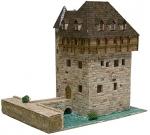 Замок DE Crupet масштаб 1:100