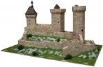 Замок DE Foix масштаб 1:175