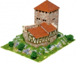 Замок Grenchen масштаб 1:55