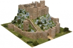 Замок Loarre масштаб 1:200